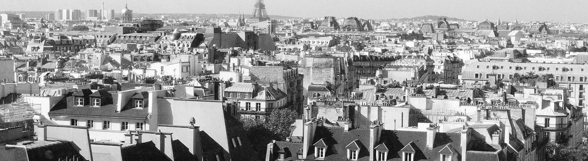 Banner Image Eiffel for Copywriter Website